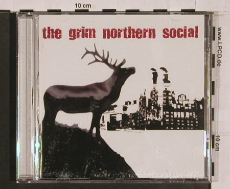 Grim, the: Northern Social, LittleIndi(), UK, 03 - CD - 67780 - 10,00 Euro