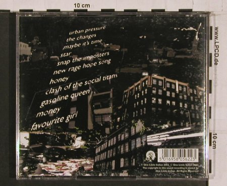 Grim, the: Northern Social, One Little Indian(), UK, 03 - CD - 67780 - 7,50 Euro