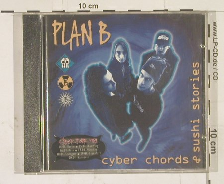 Plan B: Cyber Chords & Sushi Storie, Ariola(), D, 93 - CD - 67961 - 7,50 Euro