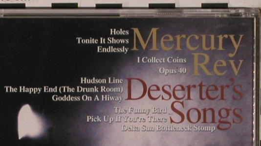 Mercury Rev: Deserter's Songs, V2(), EU, 1998 - CD - 67987 - 7,50 Euro