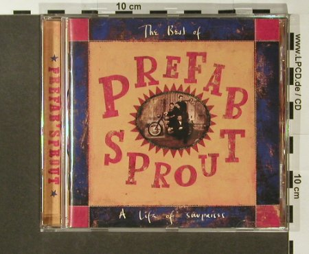 Prefab Sprout: The Best Of-A Life Of Surprises, Kitchenware Records(471886 2), ,  - CD - 68042 - 10,00 Euro