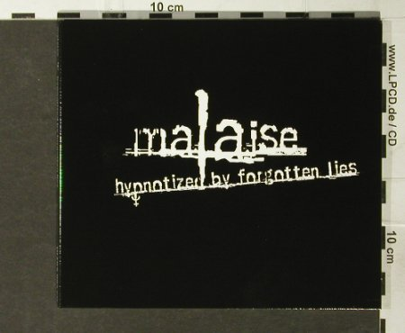 Malaise: Hypnotized By Forgotten Lies,5Tr., Ultrachrome(), EU, 2005 - CD5inch - 68102 - 4,00 Euro