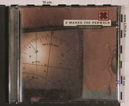 X Marks The Pedwalk: Retrospective 88-99, MementoMat(), D, 99 - CD - 68114 - 10,00 Euro