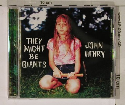 They Might Be Giants: John Henry, Elektra(), D, 94 - CD - 68229 - 10,00 Euro