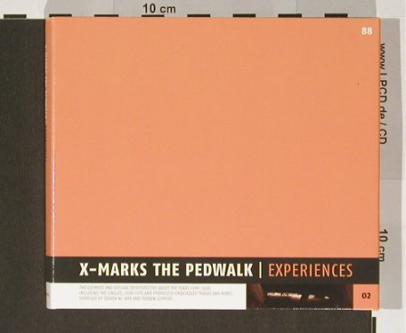 X-Marks the Pedwalk: Experiences,02,Digi, DyingCult.(), , 03 - 2CD - 68262 - 11,50 Euro