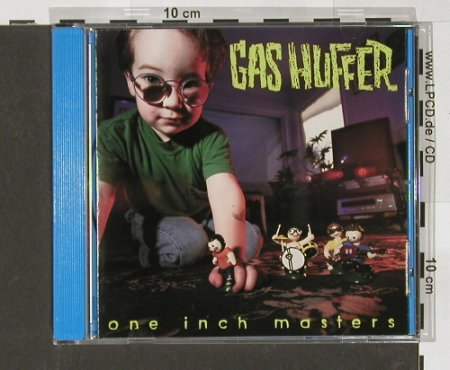 Gas Huffer: One Inch Masters, co, Epitaph(), US, 94 - CD - 68364 - 10,00 Euro