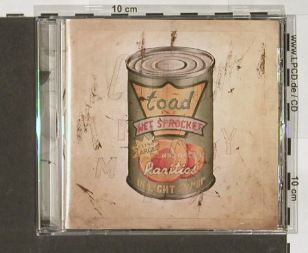 Toad The Wet Sprocket: In Light Syrup, Columb.(), , 95 - CD - 68366 - 10,00 Euro