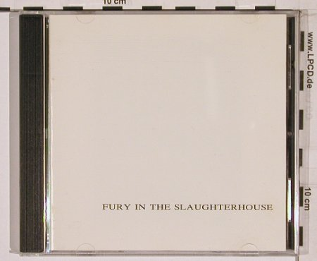 Fury In The Slaughterhouse: Same, Pepperm.P.(spv 84-5502), D,  - CD - 68523 - 10,00 Euro