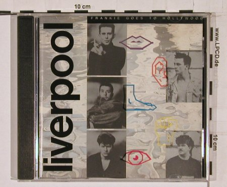 Frankie Goes To Hollywood: Liverpool, Isl.(), D, 1986 - CD - 68594 - 5,00 Euro