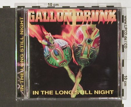 Gallon Drunk: In The Long Still Night, City Slang(), D, 96 - CD - 68605 - 7,50 Euro