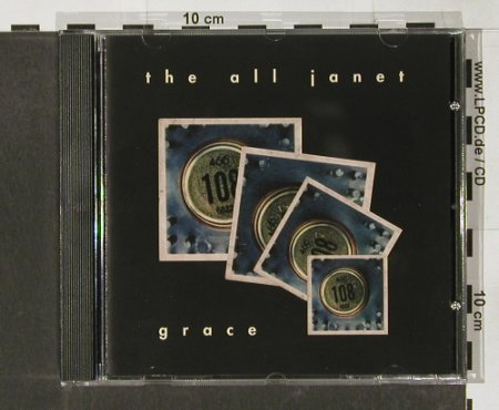 The All Janet: Grace, speech(), , 1997 - CD - 68663 - 7,50 Euro