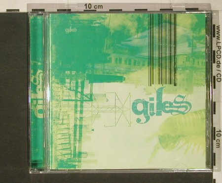 Giles: Same, 9 Tr. 21min, Victory(VR273), US,co, 2005 - CD - 68666 - 5,00 Euro