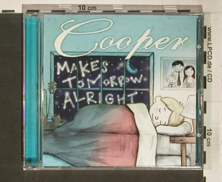 Cooper: Makes Tomorrow Alright, Kung Fu(), EU, 2005 - CD - 68709 - 7,50 Euro