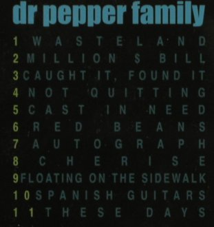 Dr Pepper Family: Taco & Red Beans, Kinky Star(), , 2004 - CD - 68741 - 7,50 Euro