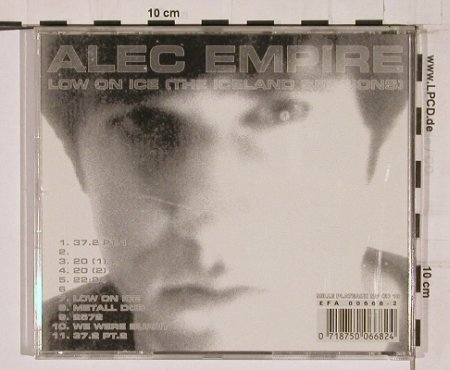 Empire,Alec: Low on Ice(the Iceland Sessions), Mille Plateaux(18), ,  - CD - 68786 - 11,50 Euro