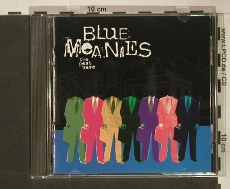 Blue Meanies: The Post Wave, Thick Rec.(THK-071), US, co, 2001 - CD - 68821 - 5,00 Euro