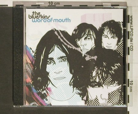 Blueskins: World of Mouth, Domino(), EU, 2004 - CD - 68850 - 10,00 Euro