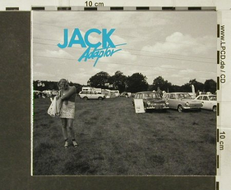 Jack Adaptor: Road Rail River, Digi, Schnitzel Rec.(), , 2006 - CD - 68857 - 7,50 Euro
