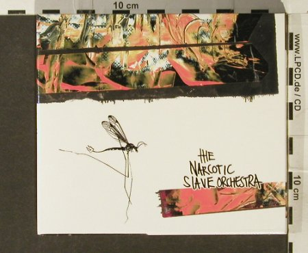 Narcotic Slave Orchestra: Love,Art,Intoxication/Musickf.Flies, RTD(), D, 2005 - 2CD - 69214 - 10,00 Euro