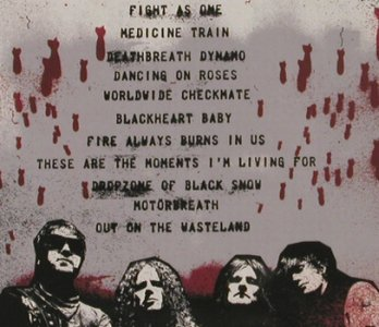 Hybrid Children: Fight As One, Digi, FS-New, Rebel(WWR 150), D, 1994 - CD - 80007 - 7,50 Euro