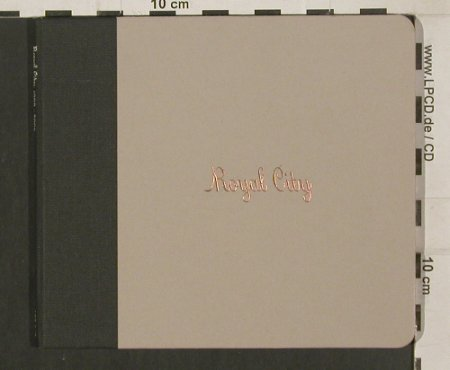 Royal City: 1999-2004, Lim Ed., Digi, Asthmatic Kitty(AKR 047), UK, 2009 - CD - 80008 - 7,50 Euro