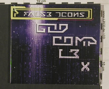 False Icons: God Complex, Digi, FS-New, AFM(THP 010), EU, 2008 - CD - 80012 - 7,50 Euro
