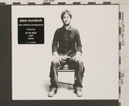 Murdoch,Alexi: Time Without Consequence, FS-New, Zero Summer Rec.(), EU, 2009 - CD - 80024 - 10,00 Euro