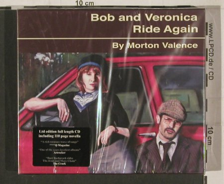 Valence,Morton: Bob and Veronica RideAgain, FS-New, Bastard Recordings(BR04), Lim.Ed., 2009 - CD - 80032 - 10,00 Euro