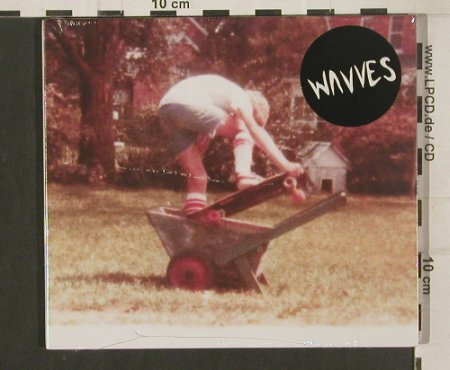 Wavves: Same, Digi, FS-New, Fat Possum(FP 1186-2), , 2009 - CD - 80047 - 7,50 Euro