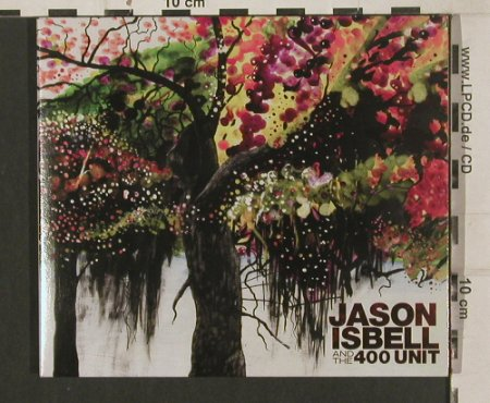 Jason Isbell and the 400 Unit: Same, Digi, Lightning Rod Rec.(LRR-99682), , 2009 - CD - 80066 - 7,50 Euro