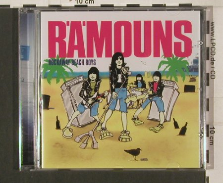 Rämouns: Rockaway Beach Boys, FS-New, Wolverine(WRR 160), EU, 2009 - CD - 80080 - 10,00 Euro