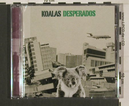 Koalas Desperados: Same, Rootdown Records(RDM 13064-2), D, 2009 - CD - 80110 - 10,00 Euro