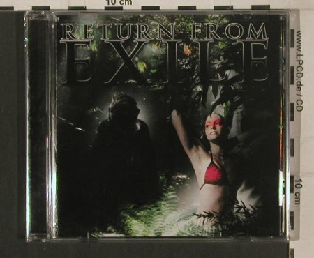 Return from Exile: Same, FS-New, Standby Rec.(STB019), US, 2009 - CD - 80123 - 10,00 Euro