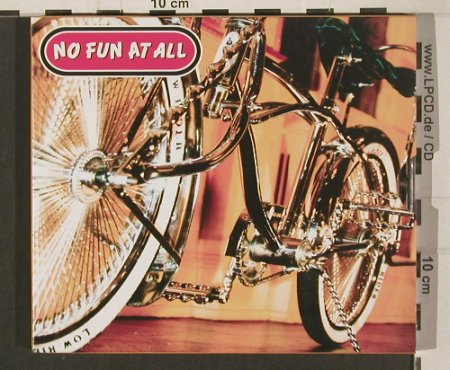 No Fun At All: Low Rider, Beat 'Em Down Rec.(BEAT001), , 2008 - CD - 80135 - 10,00 Euro