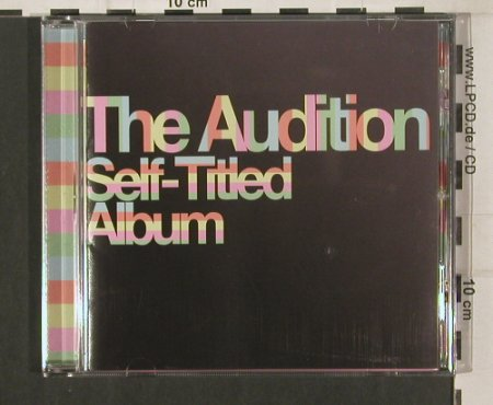 Audition, the: Self-Titled Album, Victory(VR486), US, 2009 - CD - 80147 - 7,50 Euro
