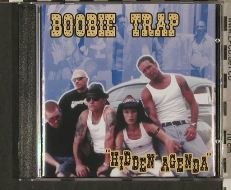 Boobie Trap: Hidden Agenda, Bad Dog(BD 26), D, 2004 - CD - 80246 - 10,00 Euro
