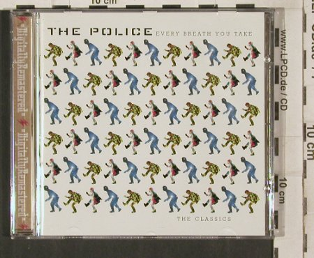 Police: Every Breath You Take-The Classics, a&M(31454 0380 2), CDN, 1995 - CD - 80256 - 10,00 Euro