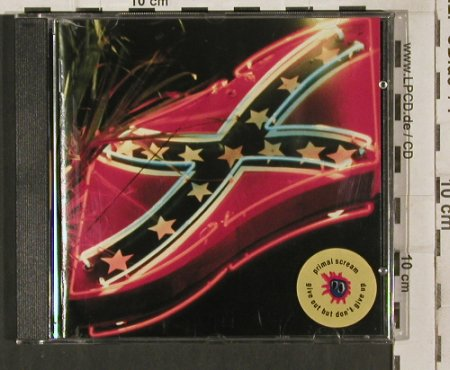 Primal Scream: Give Out But Don't Give Up, Creation(), D, 1994 - CD - 80257 - 7,50 Euro