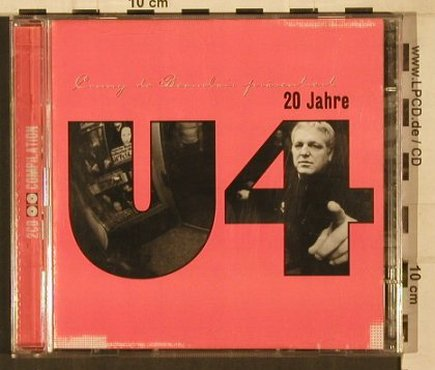 V.A.20 Jahre U4: Conny de Beauclair, Intonation Recording(), EU, 2000 - 2CD - 80275 - 12,50 Euro