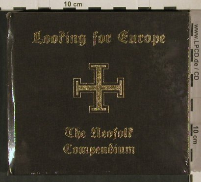 V.A.Looking for Europe: The Neofolk Compendium, FS-New, Auerbach(), , 2005 - 4CD - 80276 - 20,00 Euro