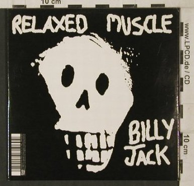 Relaxed Muscle: Billy Jack/Sexualized,Digi, RoughTrade(), , 03 - CD5inch - 80281 - 5,00 Euro