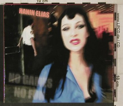 Elias,Hanin: No Game No Fun, Digi, Fatal(CD 1), EU, 03 - CD - 80288 - 10,00 Euro