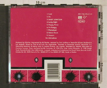 Sugarcubes: Stick Around For Joy, RTD(130 1254-2), A, 1992 - CD - 80375 - 7,50 Euro