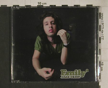 Green,Adam: Emily+3+video, RTD(RTRADSCDX213), EU, 2004 - CD5inch - 80502 - 3,00 Euro