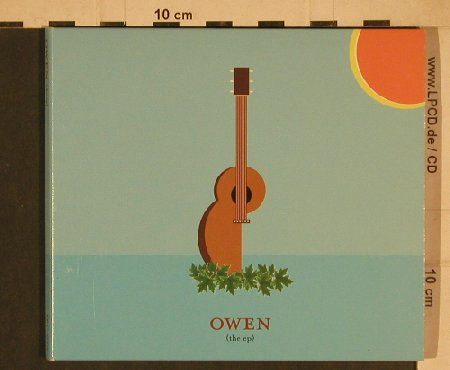 Owen: (the EP),5Tr., Digi, Polyvinyl Rec.(PRC-070), , 1994 - CD5inch - 80564 - 5,00 Euro