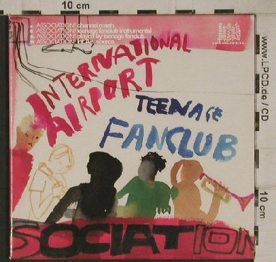 International Airport: Association*4, Digi, Geographic(GeoG29cd), EU, 2004 - CD5inch - 80589 - 3,00 Euro