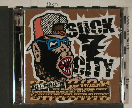 V.A.Suck City Vol. 7: Doom Day..Full Blown Chaos,30 Tr., Swell Creek(SWSH001), EU, FS-New, 2006 - CD - 80670 - 7,50 Euro