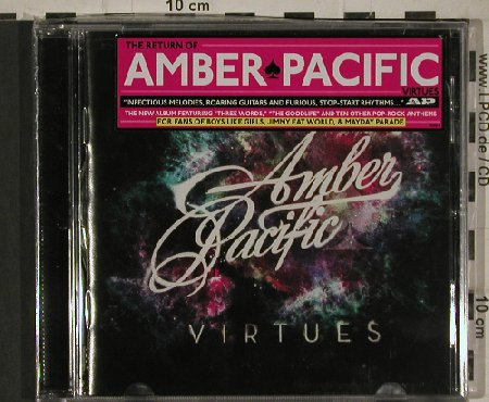 Amber Pacific: Virtues, FS-New, Victory(VR565), US, 2010 - CD - 80694 - 7,50 Euro