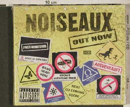 Noiseaux: Out Now, Digi, FS-New, Artist Station Rec.(ASR040), , 2009 - 2CD - 80878 - 7,50 Euro