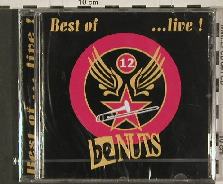 Benuts: Best of ...Live !, FS-New, Wolverine(WRR128), , 2007 - CD - 80893 - 10,00 Euro